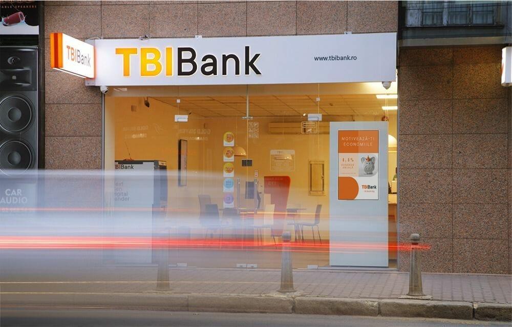 Profitul net consolidat al TBI Bank a scăzut cu 16% în primul semestru, la 8,2 milioane euro