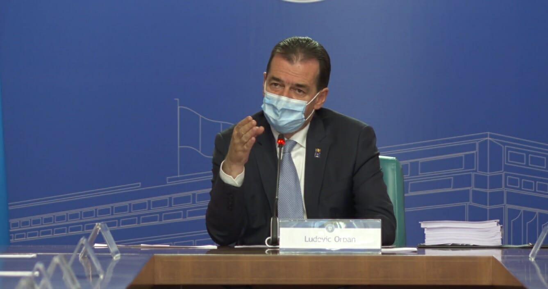 """Videoconferinţa News.ro """"RoInvest"""" – Orban: România este singura ţară din UE care în primul semestru din 2020 a crescut investiţiile raportat la perioada echivalentă a lui 2019"""