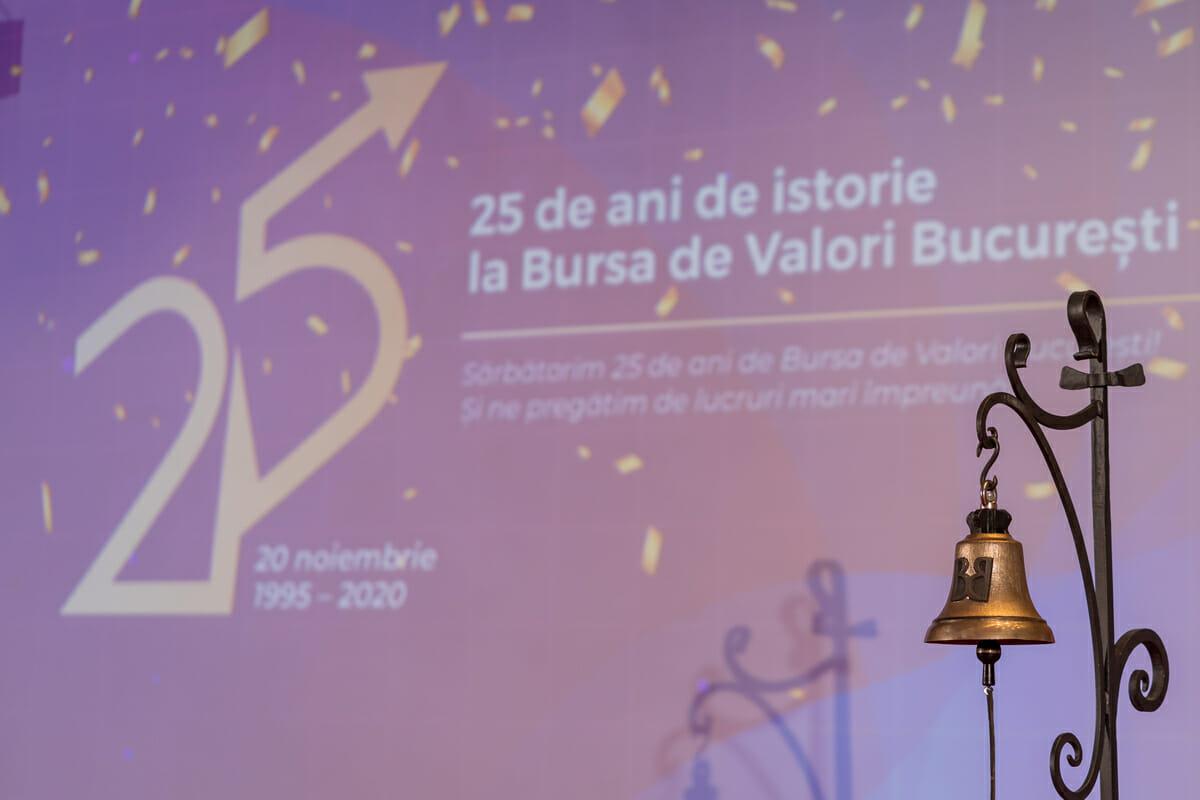 Companiile româneşti listate la Bursa de Valori Bucureşti au o capitalizare cumulată de 104 miliarde lei. Bursa caută soluţii tehnologice prin care să simplifice participarea la piaţa de capital