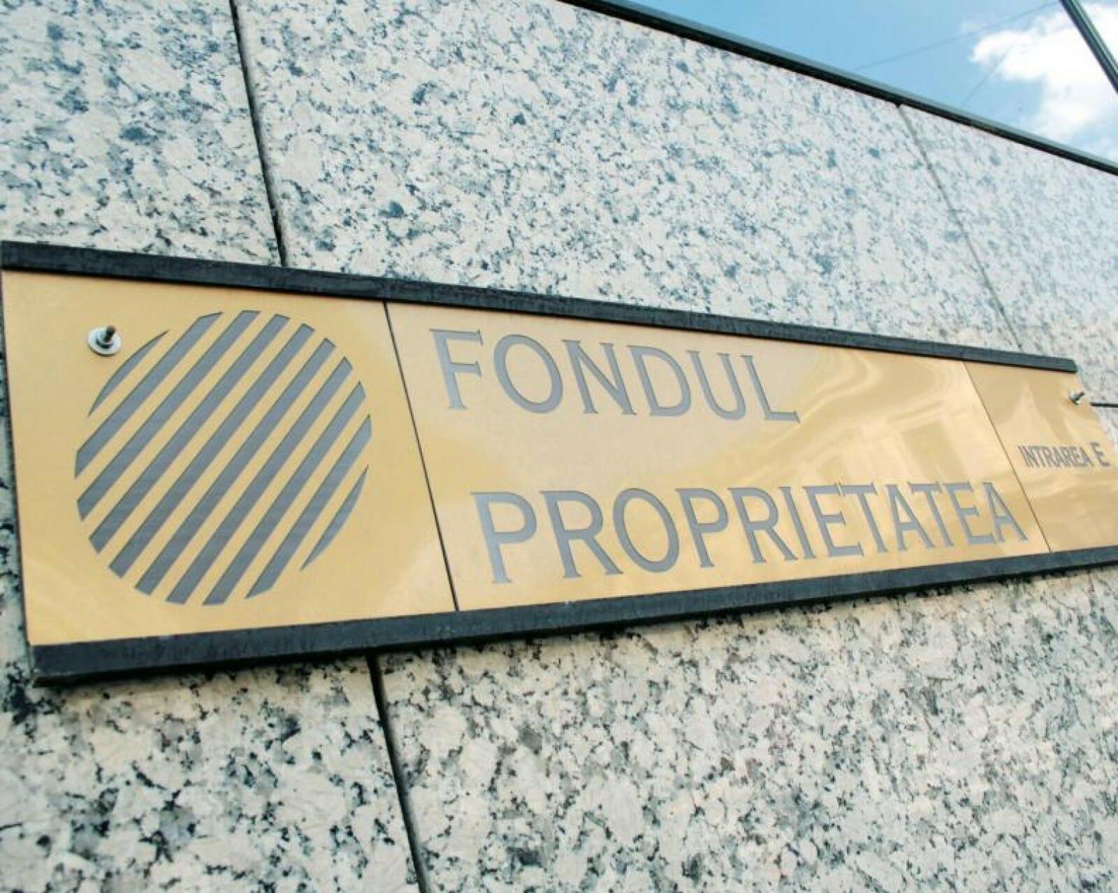 Fondul Proprietatea a avut în 2020 pierderi de 103 milioane lei, de la un profit de 3,12 miliarde lei în 2019