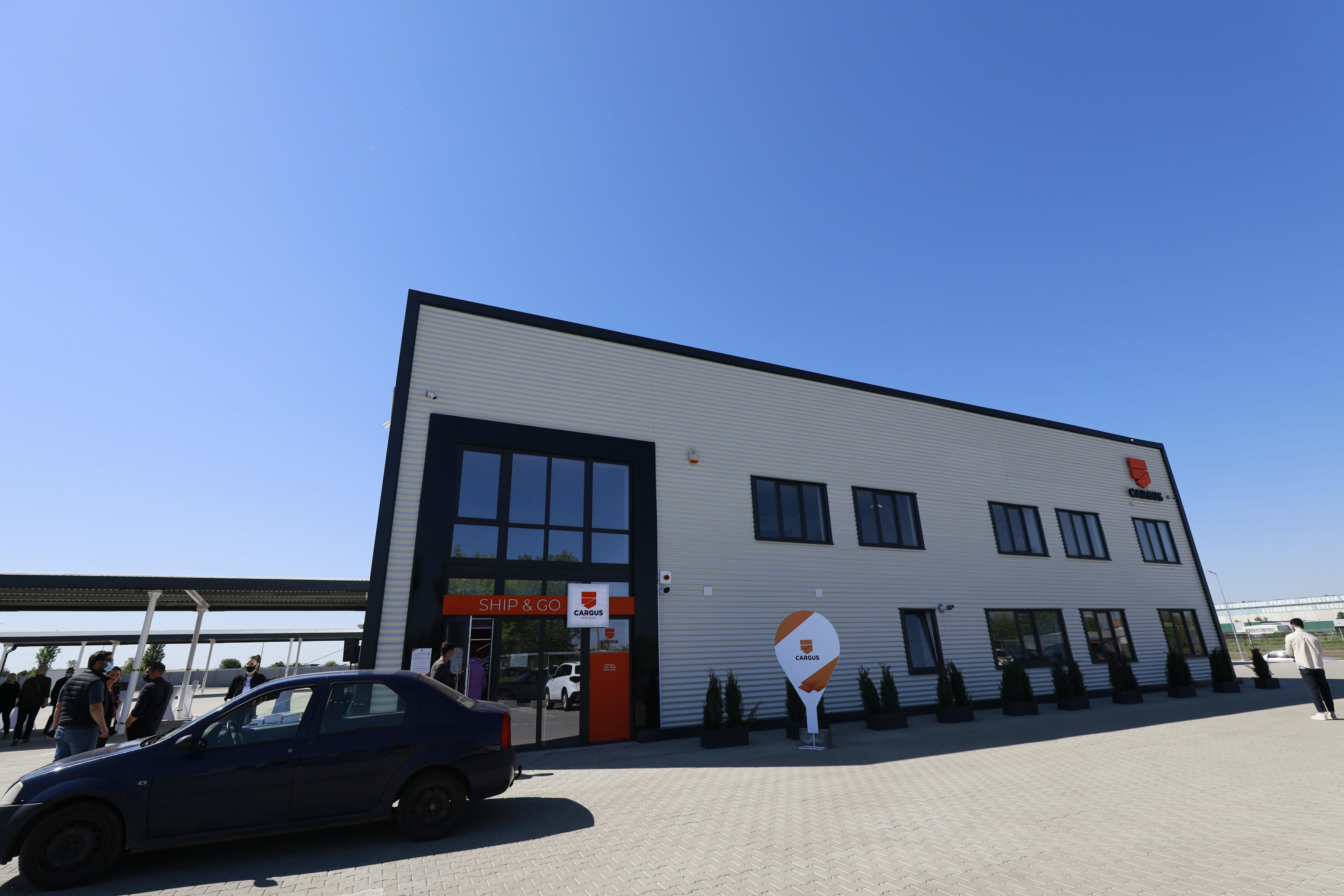 Cargus a inaugurat un depozit la Buzău, după o investiţie de aproape 500.000 de euro