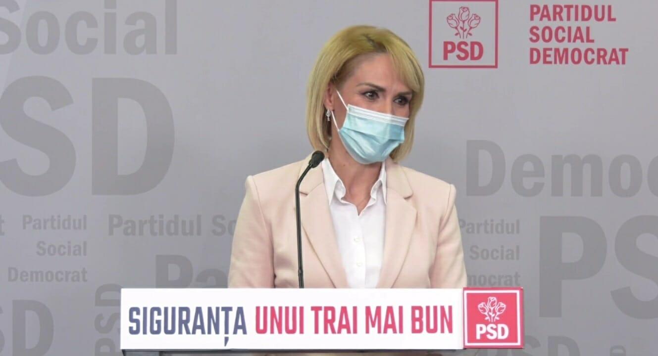 Dezbaterea PNRR în Parlament – Gabriela Firea: Nu aţi venit de bunăvoie aici. Aţi venit cam cu forţa, cum îi e câinelui a linge sare/ Nu este normal să aflăm informaţii despre un proiect de ţară atât de important pe surse sau pe la colţuri