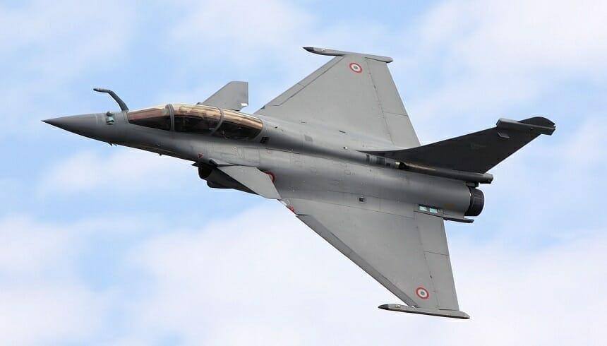 Franţa, în discuţii avansate pentru vânzarea a 30 de avioane de luptă Rafale către Egipt, pentru 3,75 miliarde euro