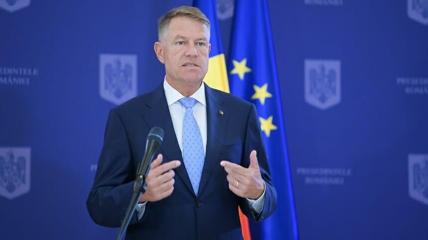 Iohannis, la Forumul Economic Franco-Român: Pentru România, 2021 oferă semnale dintre cele mai încurajatoare / Afacerile dumneavoastră pot deveni mai competitive pe plan regional, prin dezvoltarea sau relocarea de investiţii în ţara noastră
