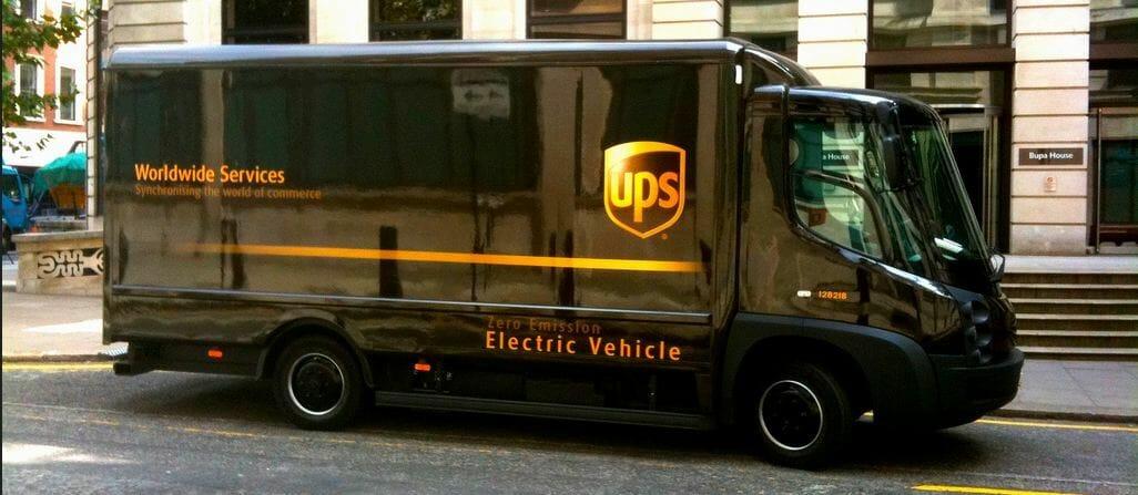 Firma de curierat UPS estimează venituri consolidate de până la 102 miliarde de dolari, până în 2023, de la 84,6 miliarde de dolari în 2020