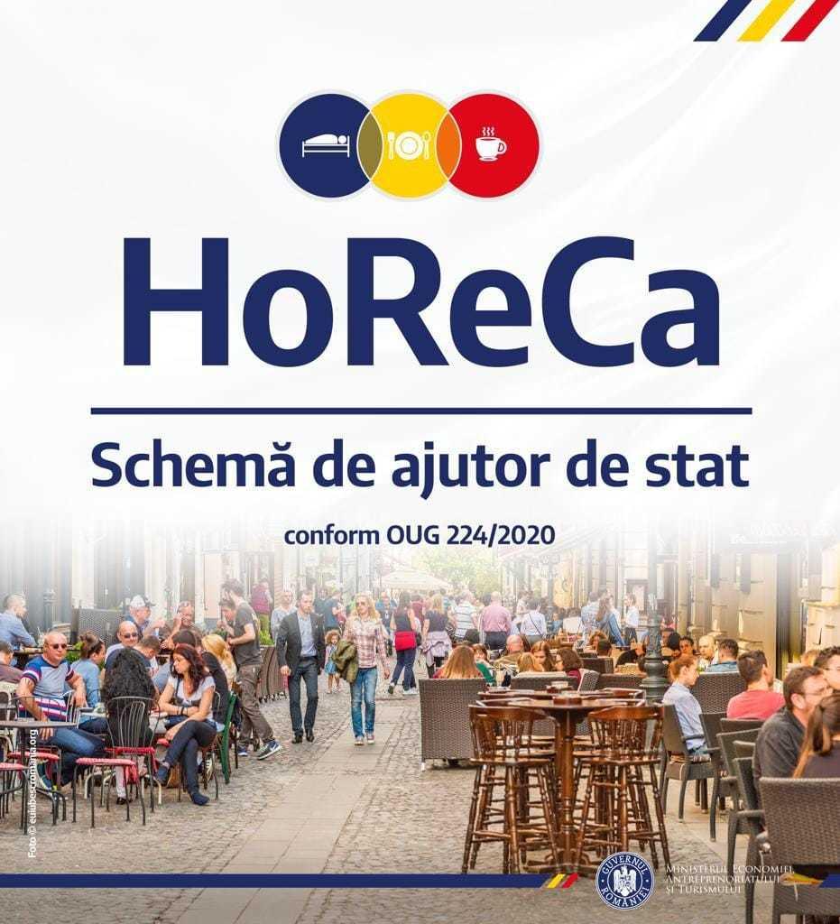 Perioada pentru înscrierile în schema de ajutor HoReCa, prelungită până în 26 iulie. 8000 de firmeau depus solicitări, faţă de 30.000 estimate