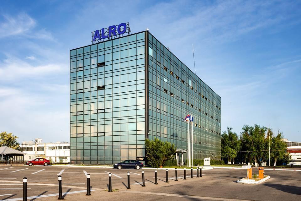 Producătorul de aluminiu Alro Slatina a luat o finanţare de 167 de milioane de lei de la EximBank