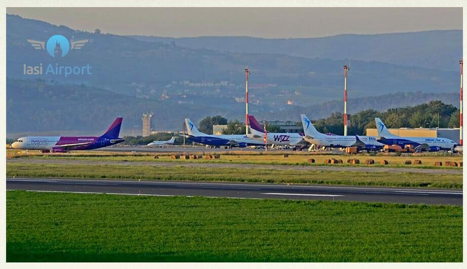 Aeroportul Iaşi a recuperat căderea din pandemie, traficul de pasageri ajungând în ultima lună la 90 la sută faţă de cel înregistrat în urmă cu doi ani. Directorul Aeroportului: Situaţia se redresează, cifrele sunt optimiste