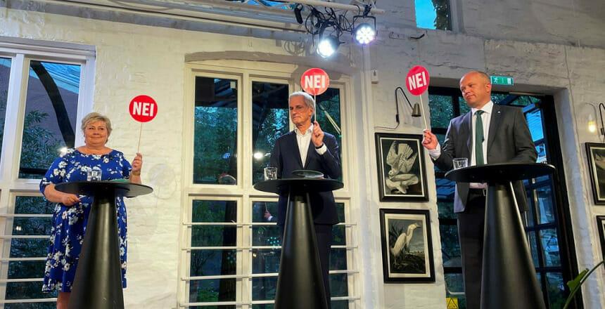 """Alegeri legislative în Norvegia, dominate de viitorul petrolier al ţării, şi care urmează să aducă la putere opoziţia """"roşie-verde"""""""